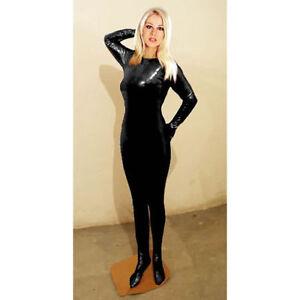Latex catsuit uk