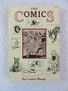 Coulton-Waugh-THE-COMICS-Luna-Press-Reprinted-1974