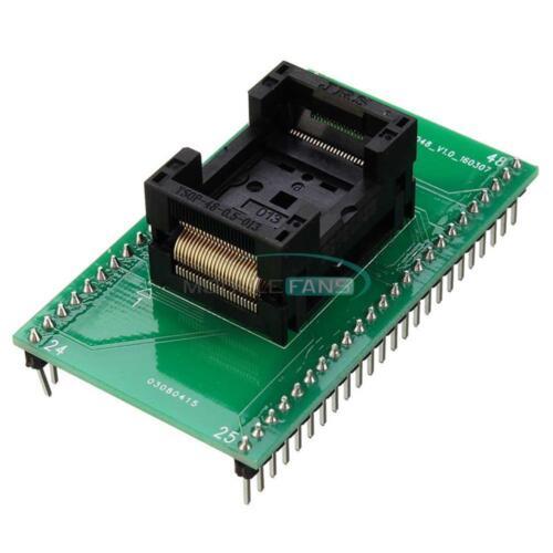 SA247 IC  TSOP48 TO DIP48 Programmer Adapter TSOP48 Chip Test Socket