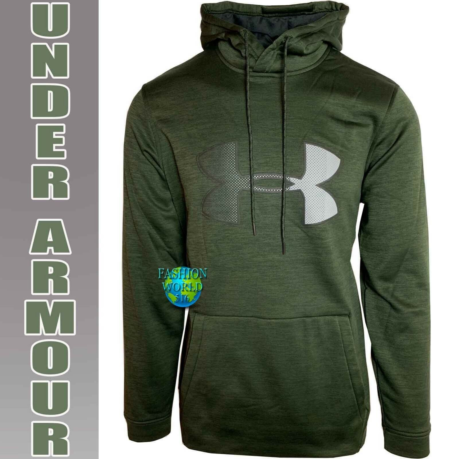Under Armour Men/'s AF Graphic Logo Fleece Hoodie 1321734