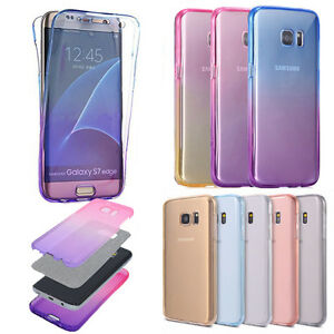 360-full-Cover-Slim-clear-Soft-Silicone-Rubber-protective-phone-Case-For-Samsung