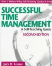 Wiley Self-Teaching Guides: Successful Time Management 143 by Jack D. Ferner...