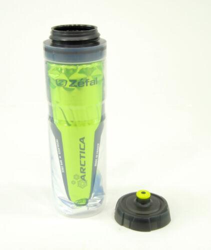 vert environ 708.73 g Isotherme Vélo Bouteille d/'eau Zefal 165 Arctica 25 Oz