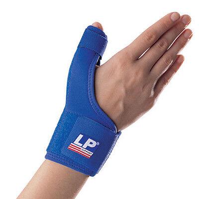LP 763 Professional Thumb Spica Metal Splint Brace Support Strap Sprain Injury