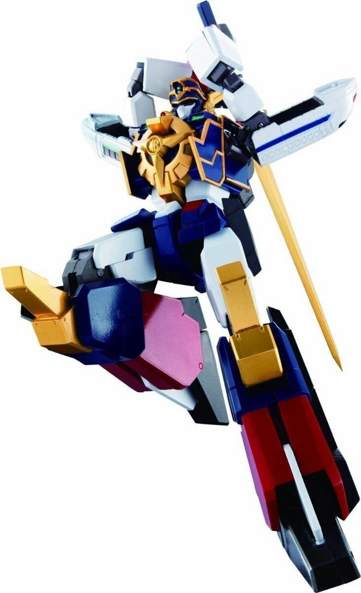 Super Robot Chogokin The Brave Express MIGHT GAINE Action Figure BANDAI Japan