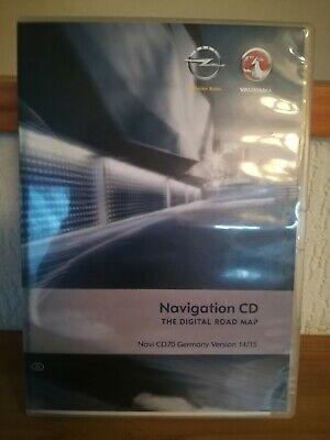 NAVIGATION OPEL CD 70 NAVI ITALIEN 2015 ZAFIRA ASTRA H CORSA SIGNUM VIVARO TIGRA