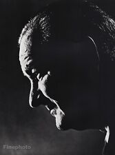 1964 Vintage 16x20 LYNDON B JOHNSON Portrait President Texas By PHILIPPE HALSMAN