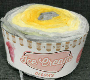 Lion-Brand-Ice-Cream-Deluxe-912-218-Silver-Sands-Super-Bulky-155-Yds