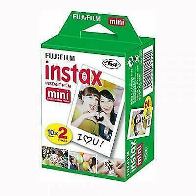 instax mini instant polaroid camera film twin