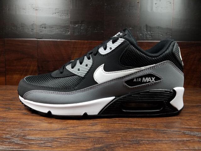 Nike Air Max 90 Essential (Black / White / Cool Grey) [AJ1285-018] Mens 8-13