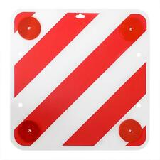 Special Loads Warning Sign 50x50cm Plastic Reflector Rear 361228
