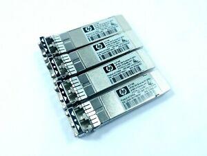 4x Hp 5697-1071 Aj716b 8 Gbit/s Fibre Channel Sfp + Transceiver Module-afficher Le Titre D'origine Fixation Des Prix En Fonction De La Qualité Des Produits