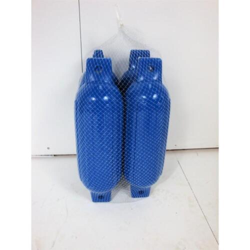 4 Stück 16 Zoll Blue Fenders Bootsschutz gegen Gunwhales Zubehör