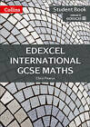 Edexcel International GCSE Maths Student Book by Chris Pearce (Paperback, 2016)