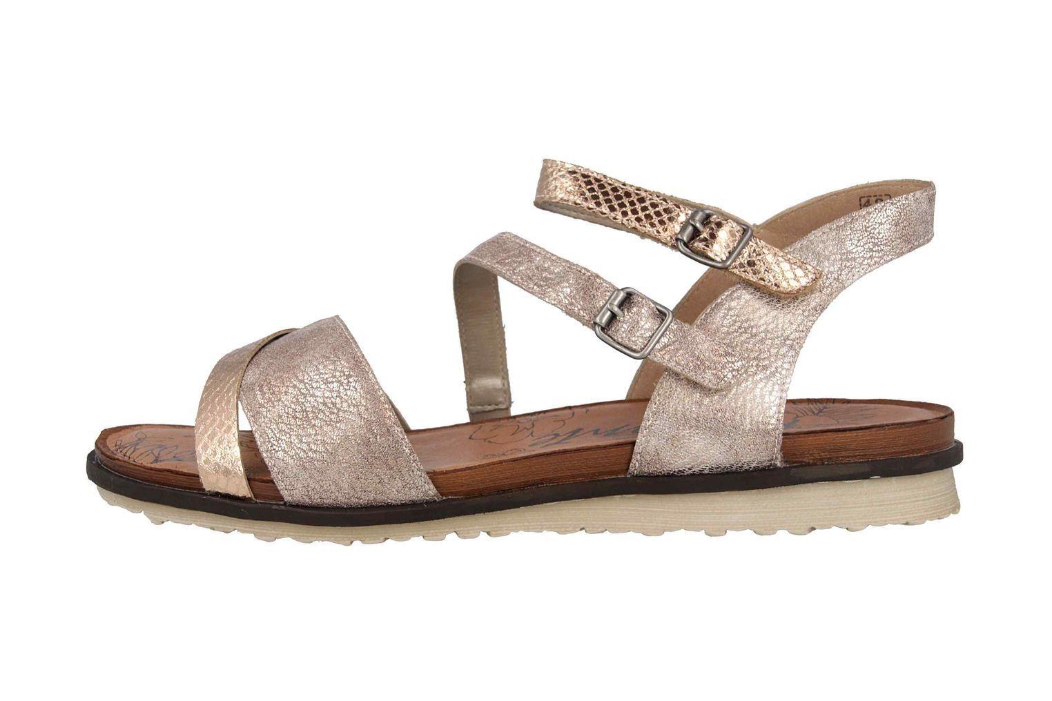 Remonte Sandales en Grande Taille Rose r2750-31 Grand Chaussures Femmes