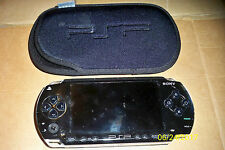 Sony PSP 1001 SOLD AS IS For Parts or Repair *Battery Pack Included*