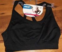 Size Small 32 Black Mta High Impact Sport Bra Ladies