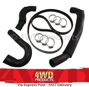 Radiator-Hose-amp-Belt-SET-for-Nissan-Navara-D22-II-3-0TDi-ZD30-01-06