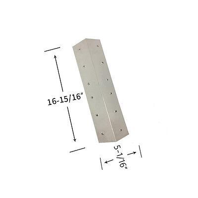Brinkmann Gas Grill Model 810-4040 Replacement Steel Heat Shield Plate Part