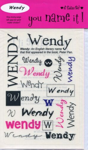 You Name It scrapbook stickers Boy /& Girl Name Stickers U-CHOOSE 50/% off Retail
