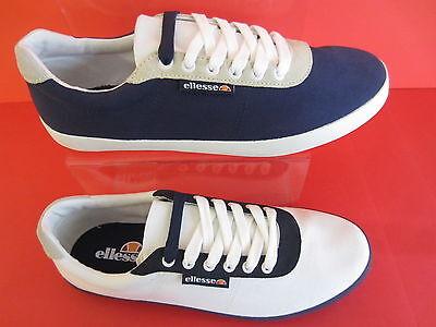 Ellesse Portofino Unisex Schuh Weiß / cubanjacke oder Peacoat/weiß Größen 3.5x11