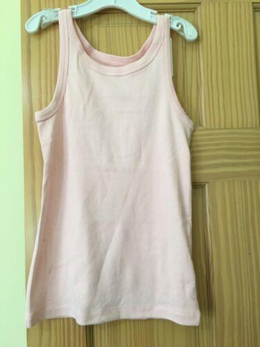 NWT Gymboree Pink Tank Top Tee Shirt Top Girls Basic 7//8,10//12