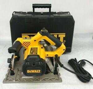 DEWALT DWS520K 165mm Track Saw, N