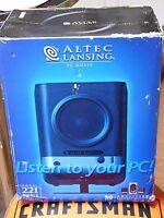 Altec Lansing 221 Amplified Speaker System