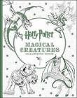 Harry Potter Magical Creatures Coloring Book by Scholastic (Paperback / softback, 2016)