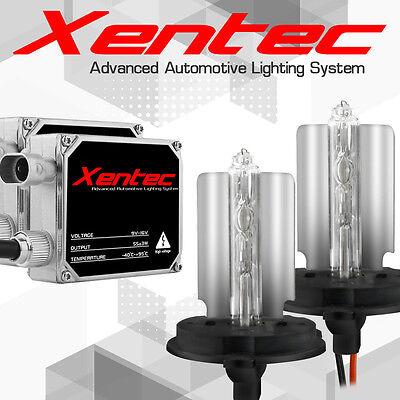 XENTEC Metal HID Conversion Kit H4 H7 H11 H13 9003 9005 9006 6K 5K HiLo Bi-Xenon