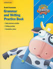 Grammar and Writing Practice Book, Grade 1 by Scott Foresman (Paperback / softback, 2005)