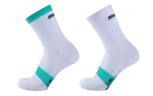 Socks White Bianchi affirmative Corse