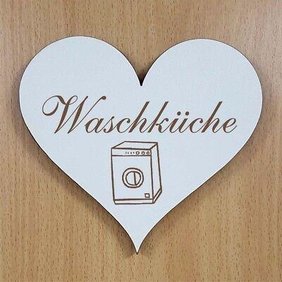 Selbstklebendes Schild Herz « SPEISEKAMMER » Türschild Speicher Küche Koch Lager