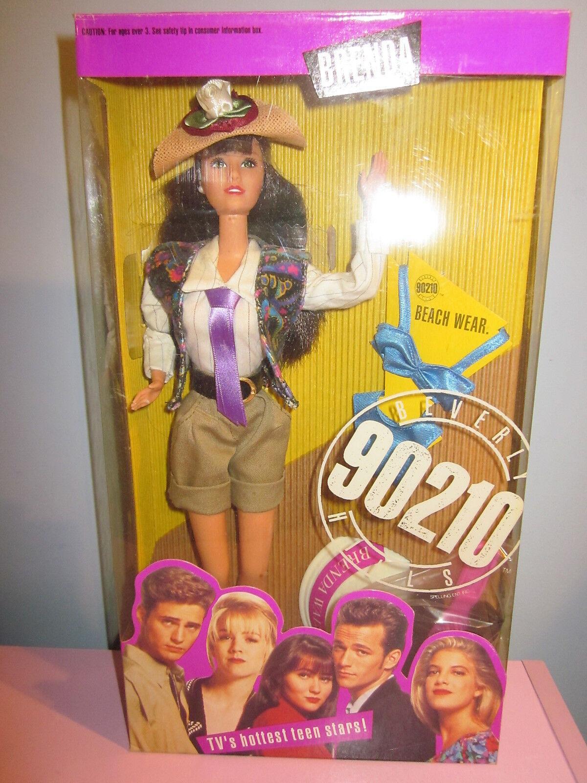 Mattel beverly hills 90210 brenda walsh abbildung versiegelt