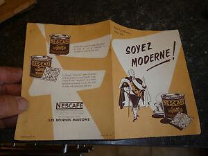 Publicite-SOYEZ-MODERNE-Cafe-Nescafe