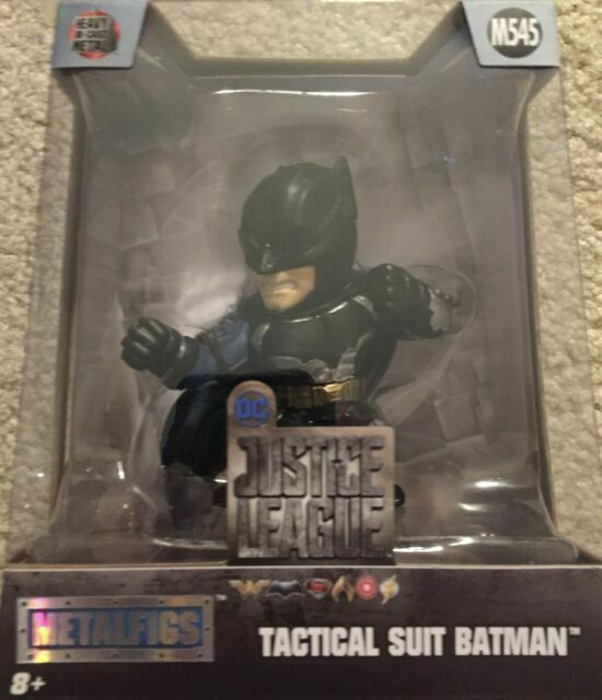 Dc Justice Lords Batman Metals 4 Die Cast Figure JADA TOYS