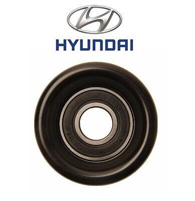 25287-25110 Drive Belt Idler Pulley For Hyundai SantaFe Kia Forte Optima 2.0 2.4