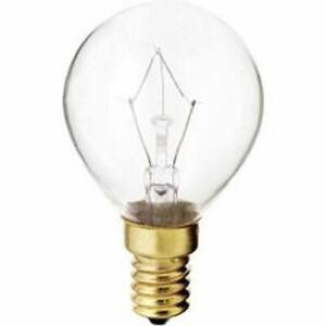 REPLACEMENT BULBS FOR SATCO S3253 40W 120V 4