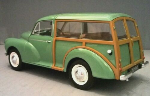 1/24 Scale Morris Minor Traveller