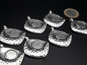 pulseras abalorios De 2 a 100 Cierres Zamak A.7,7 CG-13 ¡¡¡OFERTA 2x1!!