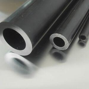 POM Hohlstab Kunststoff Rundrohr 30x15mm L= 500-2000mm schwarz 500mm