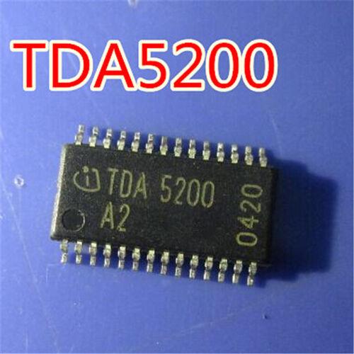 5pcs TDA5200 A2 TSSOP28 conversion receiver IC chip