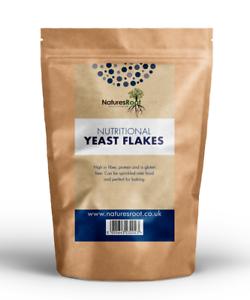 Premium-Nutritional-Yeast-Flakes-Vegan-Condiment-Cheesy-Nutty-Taste-ALL-SIZES