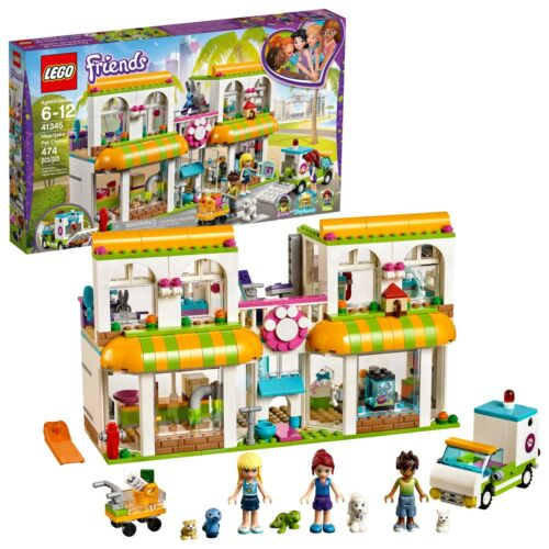 LEGO Friends Sets Minifigures Building Kit Girls Heartlake City Pet Center New