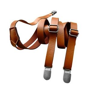 Fashion-Unisex-Elastic-Y-Shape-Braces-Mens-Womens-Adjustable-Clip-on-Suspenders