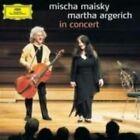 Mischa Maisky and Martha Argerich in Concert (CD, Feb-2005, DG Deutsche Grammophon)