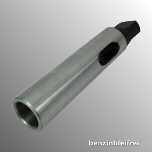 Reduzierhuelse-Adapter-f-Staenderbohrmaschine-Aufnahme-MK-4-3-3-2-3-1-2-1-AUSWAHL