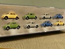 variante 3 Brekina 90457-1//87 8er set//fahrzeugset VW Escarabajo Export nuevo