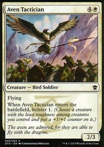 4x-Aven-Tactician-NM-M-Dragons-of-Tarkir-Magic-MTG