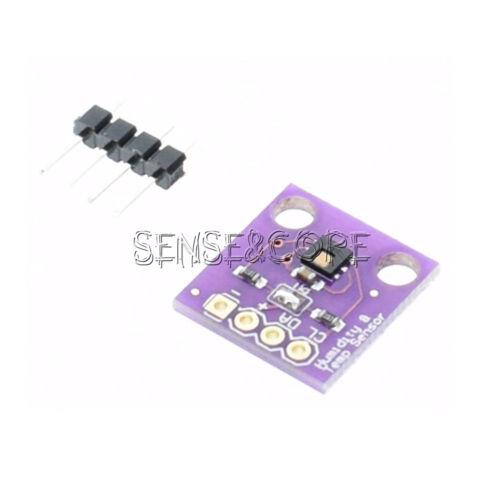 I2C Temperature/&Humidity Sensor GY-213V-HTU21D Replace SHT21 SI7021 HDC1080